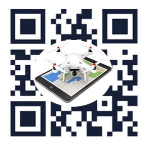 drone QR tracking